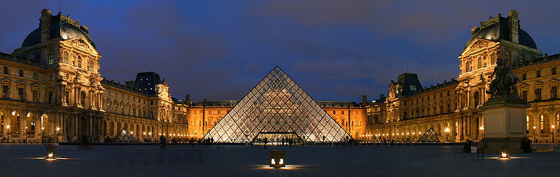 Visite du Musée du Louvre