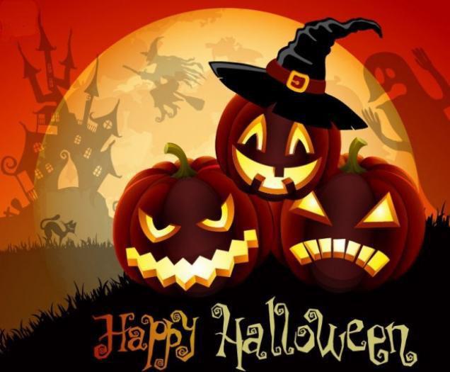L'association fête Halloween