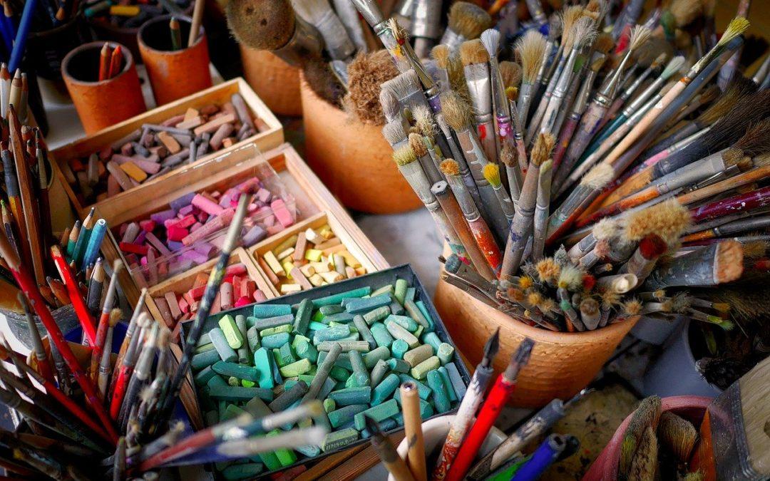 Stage de pastel/ peinture ou de la sculpture