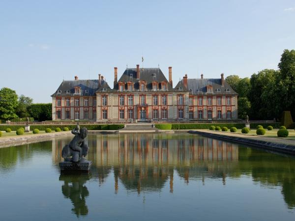 Visite du château de Breteuil le 8 Mai 2019
