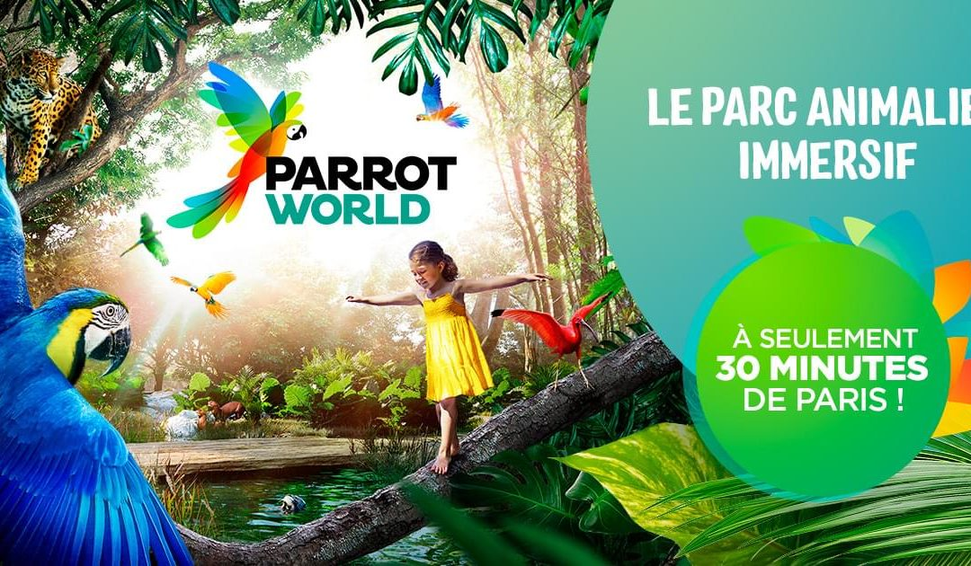 Parrot World – Mars 2021