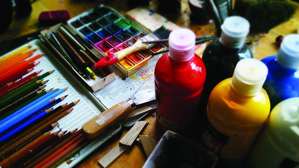 Ateliers d'Arts Plastiques Adultes & Enfants