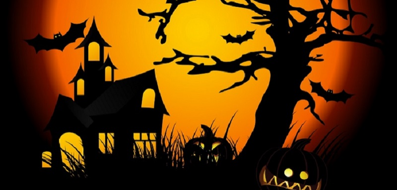 L'association fête Halloween en 2019