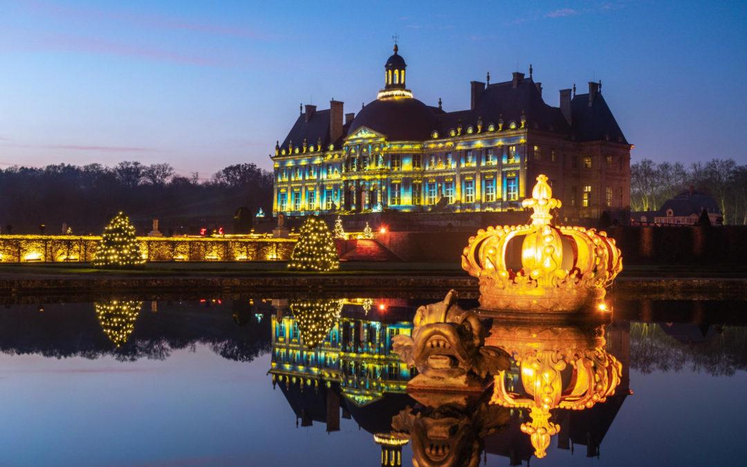Découvrez la magie de Noël au Château de Vaux-le-Vicomte…